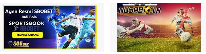 pilihan judi bola online sbobet